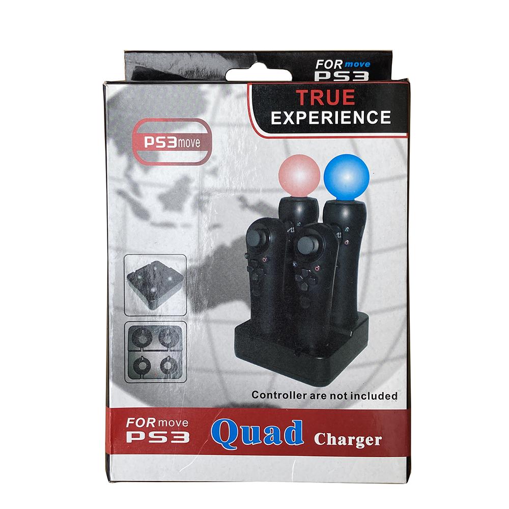 PlayStation 3 MOVE コントローラー 4ポート充電スタンド