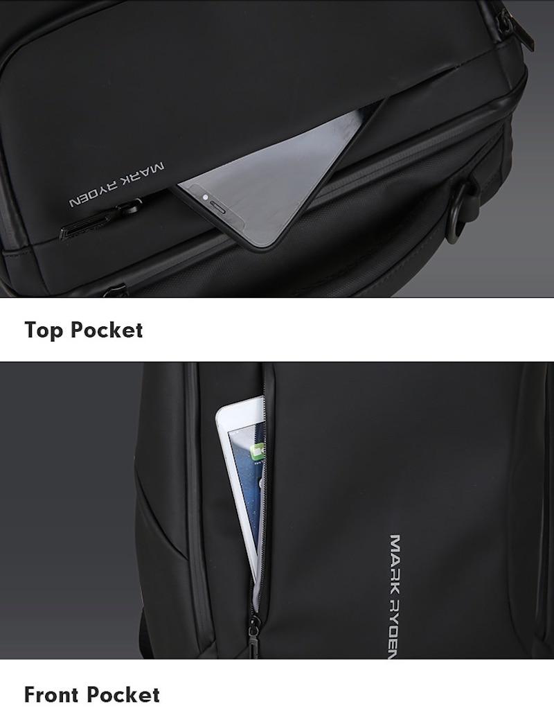 隠しポケット