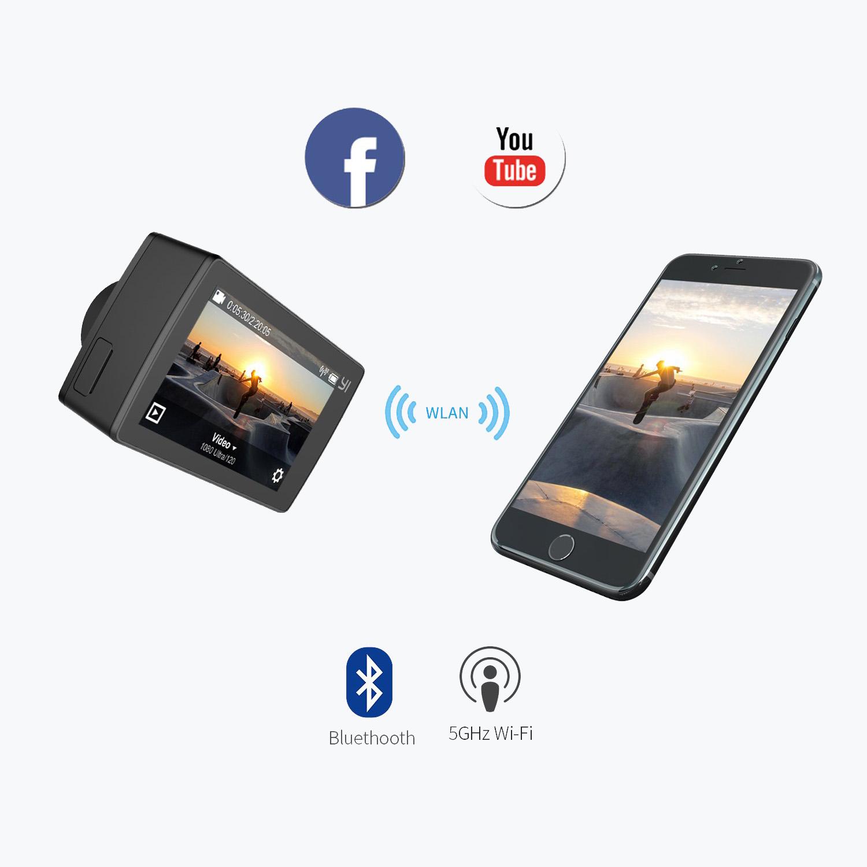 Bluetooth 802.11 a/b/g/n 2.4, 5GHzデュアルバンドWi-Fi