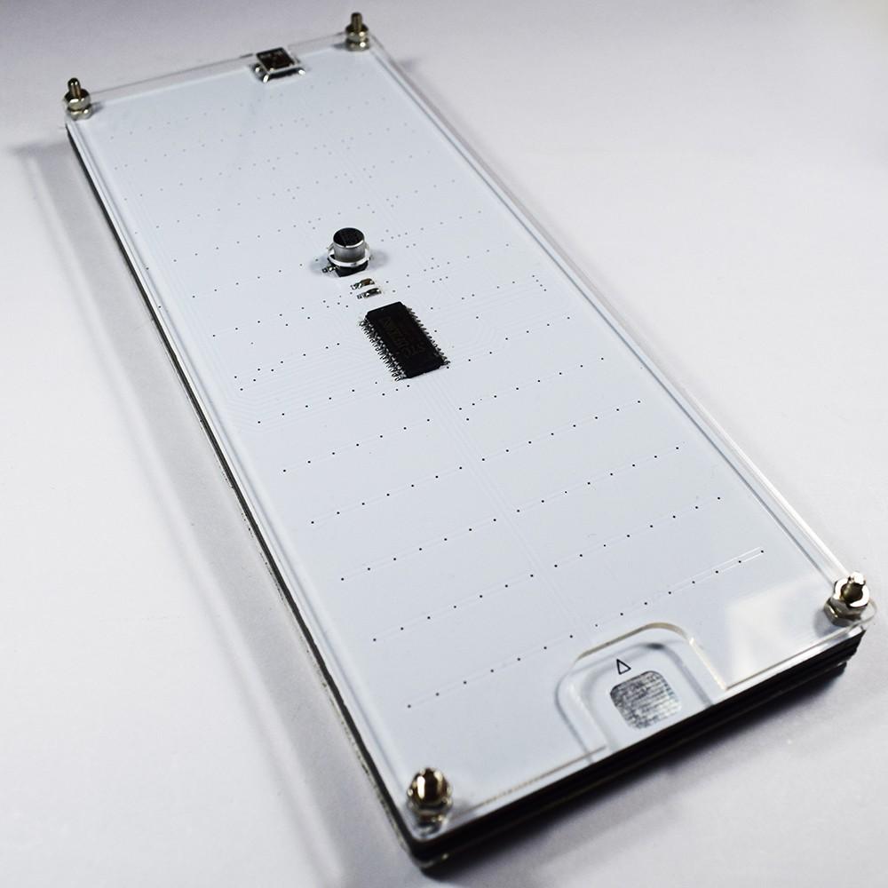 DIY 組み立て LED デジタル ミュージック スペクトラム ディスプレイモジュールキット