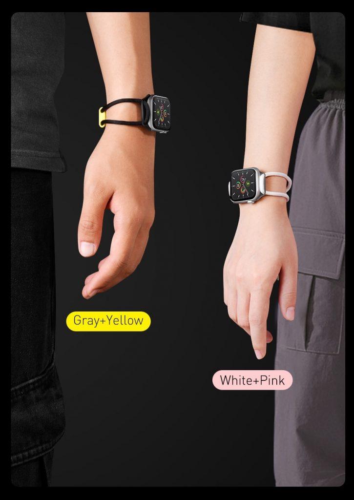 Apple Watch 対応 ロープストラップ バンド