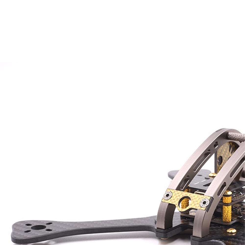 220mm Xタイプ 5インチ カーボンファイバー FPV レーシングドローン クアッドコプター フレームキット + XT60パワーディストリビューター