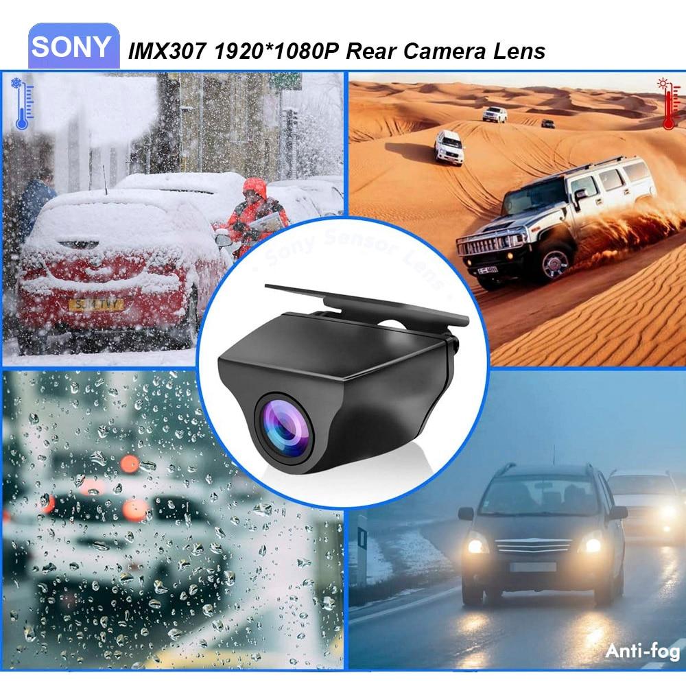 2カメラ 12インチ 1080P ダッシュボードドライブレコーダー