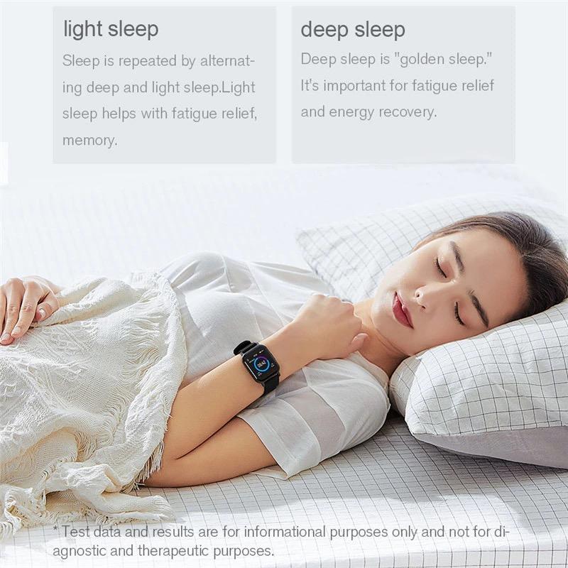 Xiaomi Haylou LS02 スマートウオッチ 心拍計 フィットネストラッカー