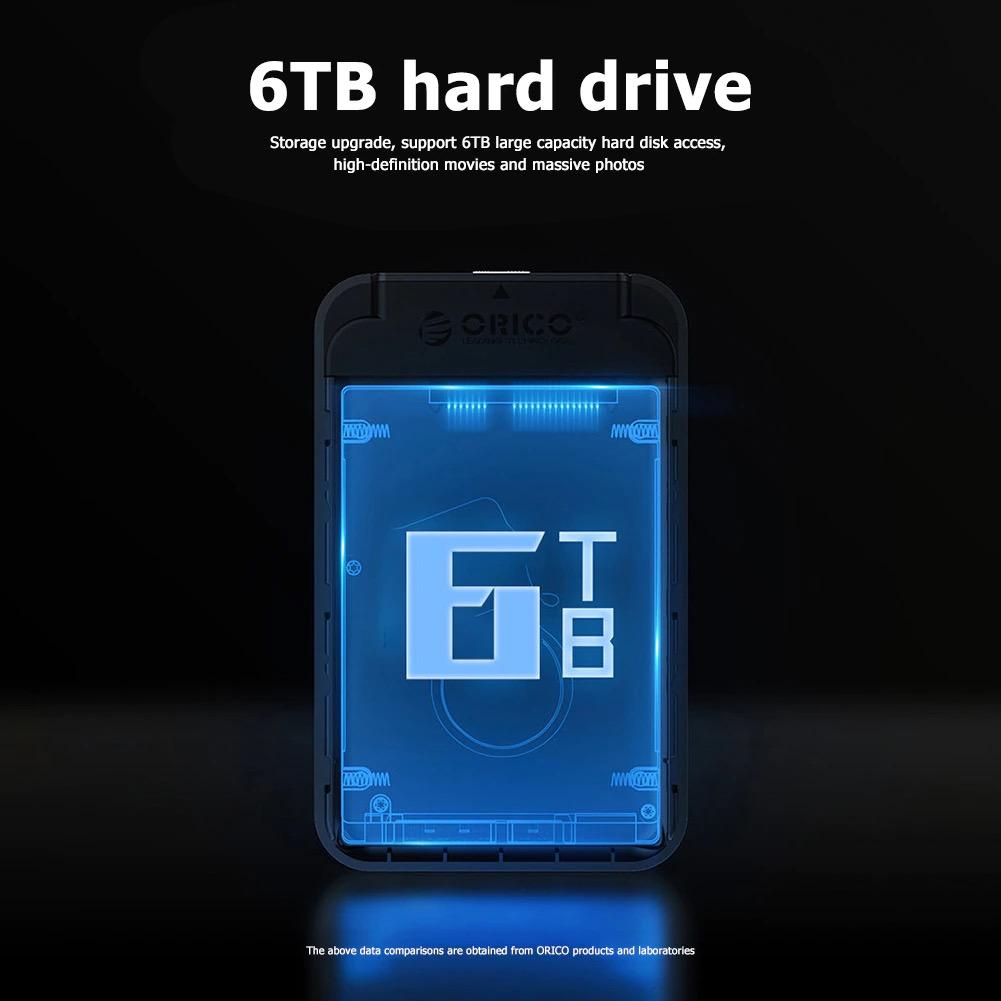 USB 3.0 2.5インチ SSD ハードディスクケース