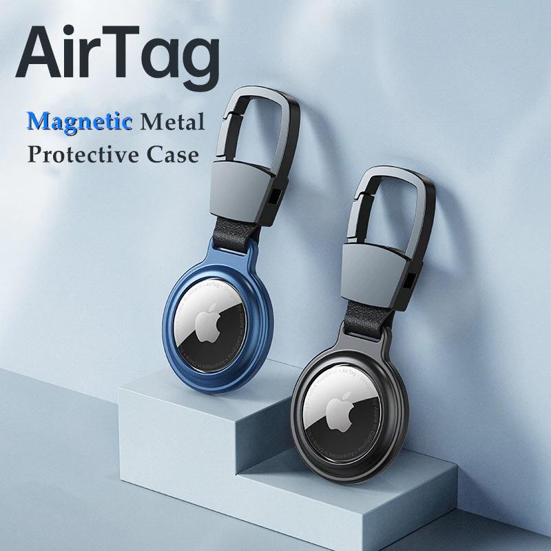 マグネットプロテクト AirTag メタルケース