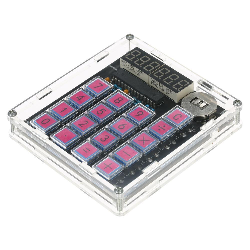 電子工作 計算機 DIY 組み立てキット
