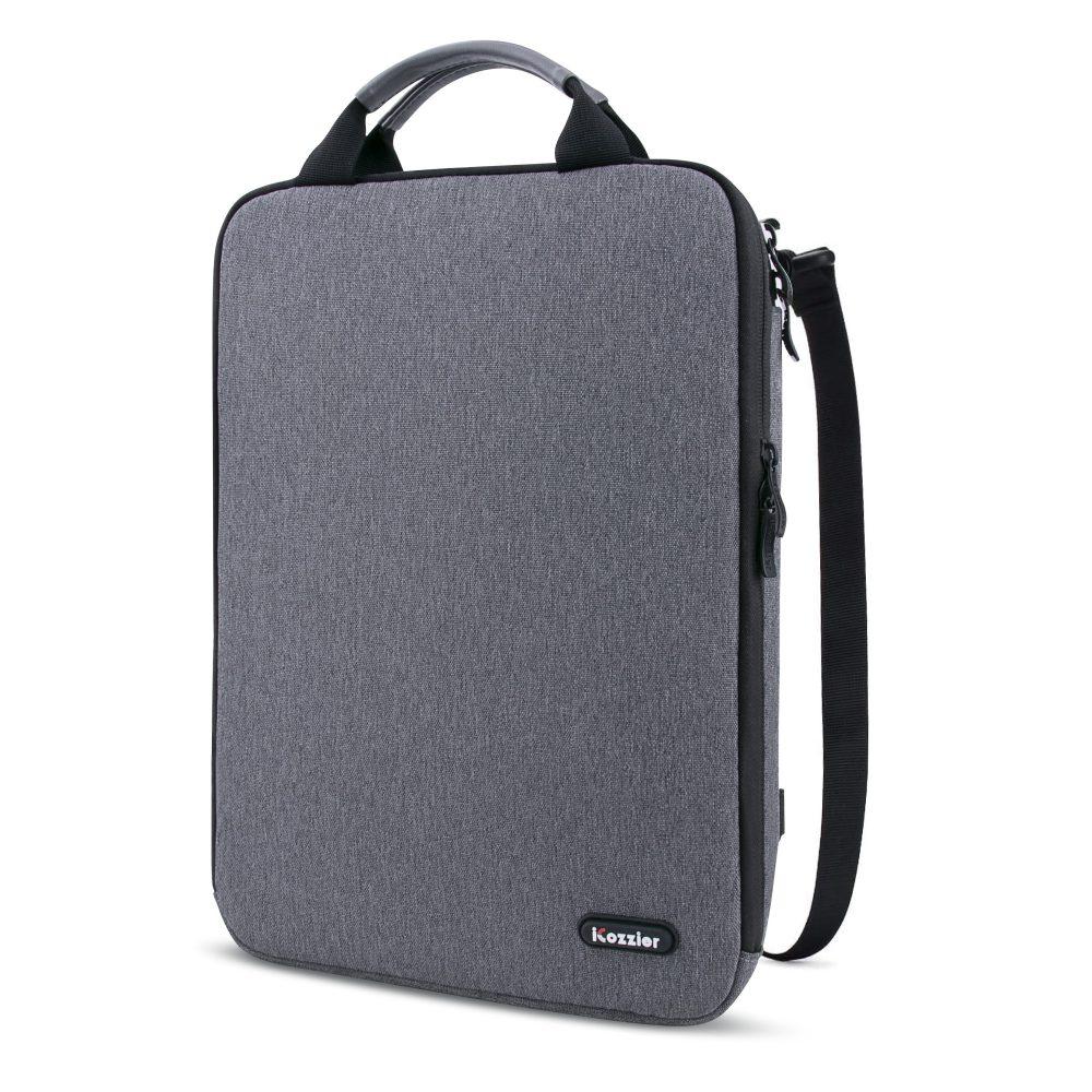 13インチ ノートパソコン対応 スリムショルダー キャリーバッグ