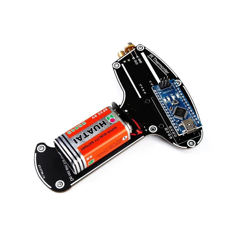 Arduino nano 非接触 赤外線温度計 DIYキット