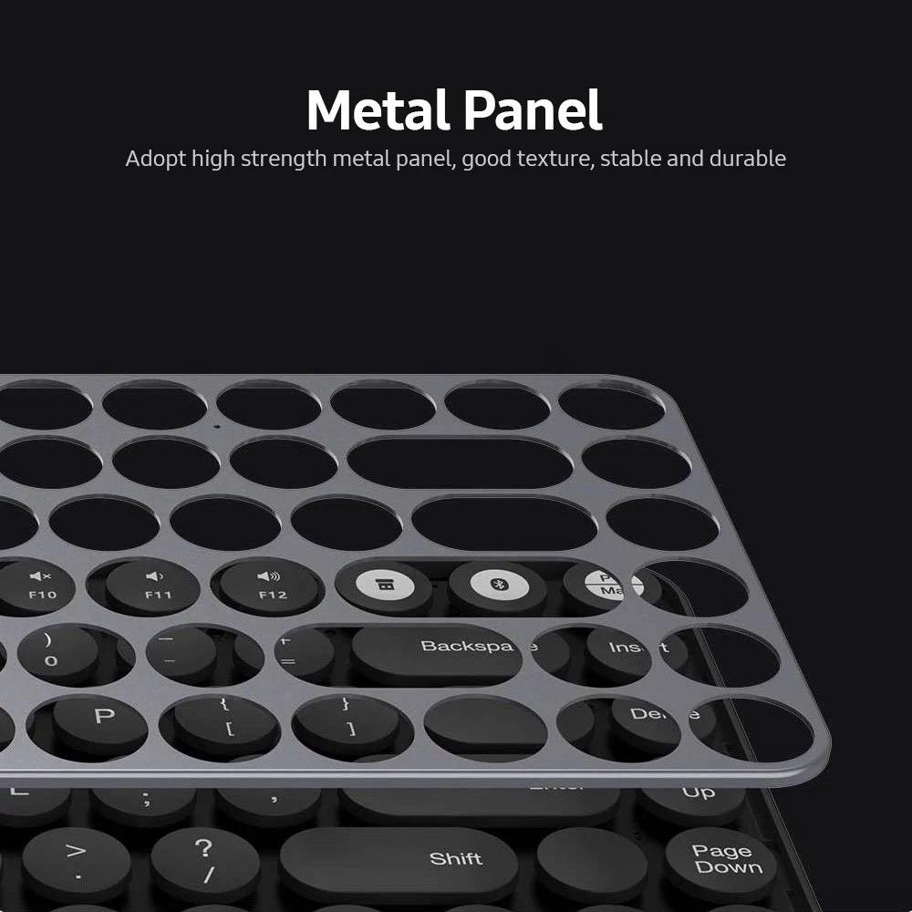 Bluetooth & 2.4GHz デュアルモード接続 85キー ワイヤレスキーボード