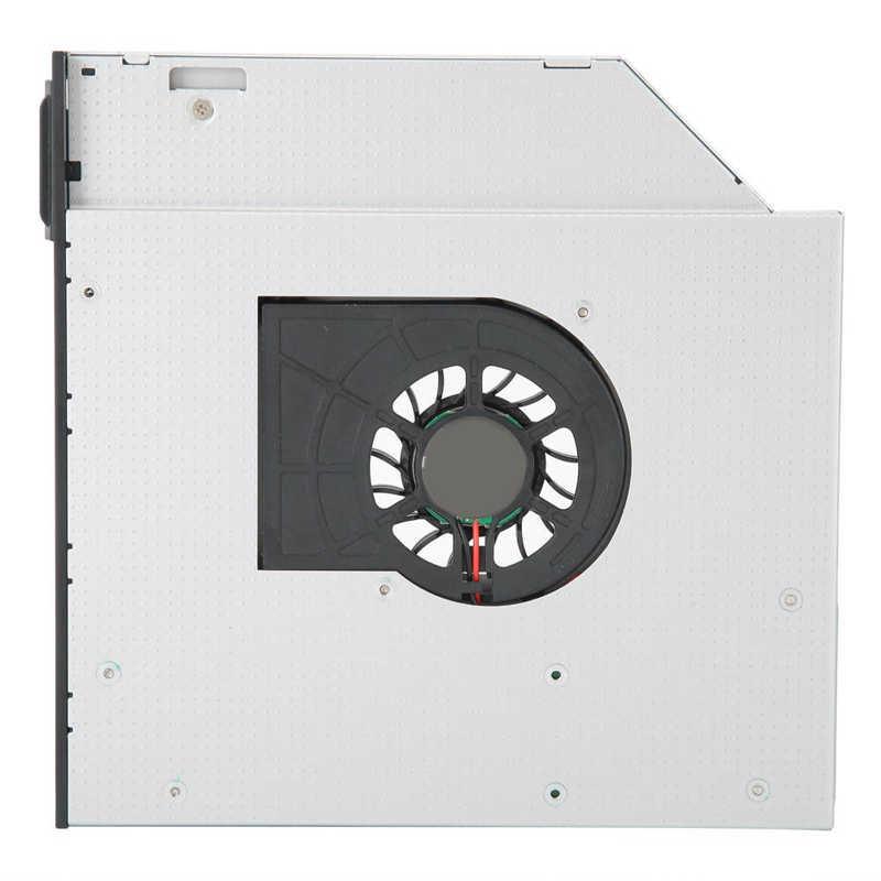 ノートパソコン 9.5mm SATA3 DVD/CD-ROMオプティカルベイキャディーM.2 B-key NGFF SSDケース